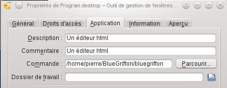 Bureau KDE