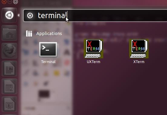Bureau de Ubuntu 11.10